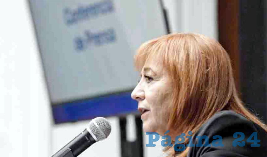 Amenazan de Muerte a Rosario Piedra por Atraer el Caso Giovanni