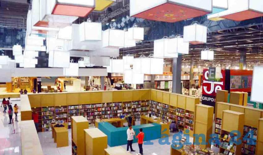 La Feria Internacional del Libro de Guadalajara; comité organizador plantea dividir en dos sedes el evento, que se realice de forma virtual o bien – en el peor de los casos– que el evento no se lleve a cabo este año/Foto: Rafael del Río