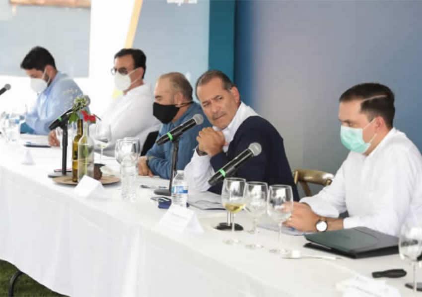 Necesario Debatir Sobre Políticas Públicas que Impulsen  al Campo de México y al Sector Primario: Martín Orozco