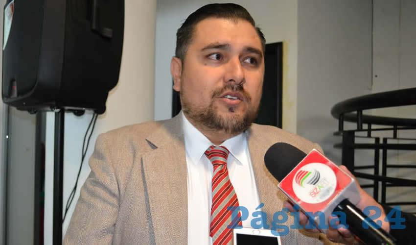 Armando García Neri, subsecretario de Prevención Social del Delito (Foto: Archivo Página 24)
