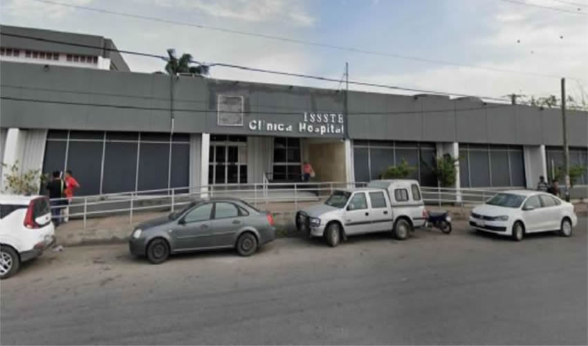 ISSSTE: Se Levantó Denuncia por Muerte  de Pacientes en Clínica Hospital Chetumal