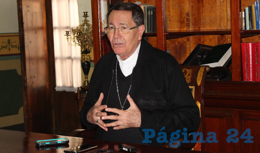La Pandemia no se Acabará, Dios no Hace Este Tipo de Milagros: Obispo