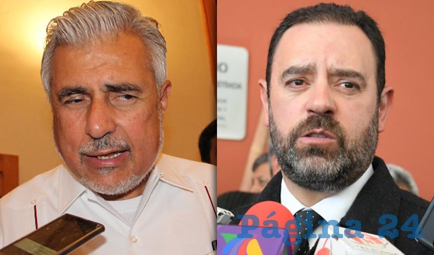 En Zacatecas Estamos de Luto por Tanto Asesinato y Secuestros: Narro