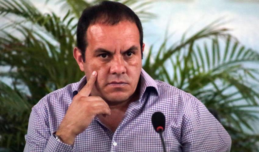 Cuauhtémoc Blanco, el Gobernador Ausente de Morelos