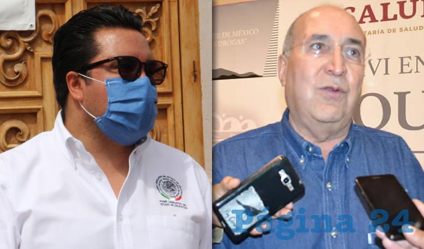 Omar Carrera Pérez   Gilberto Breña Cantú