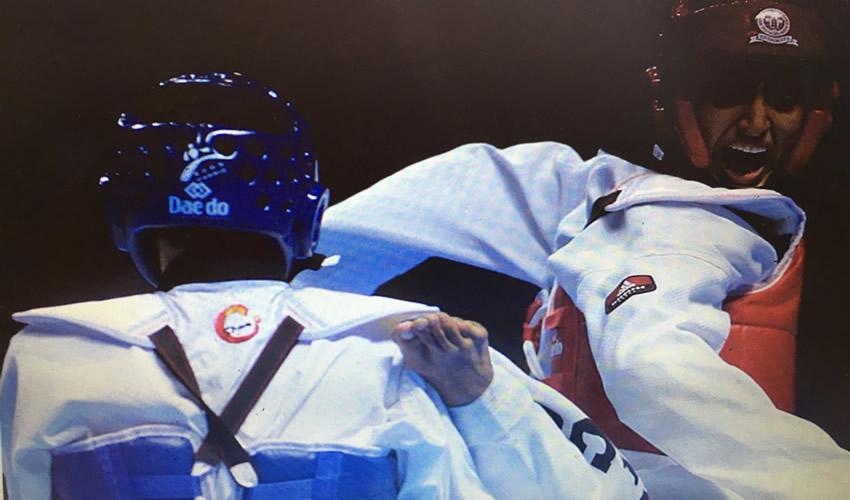 La Medalla Mundial que Transformó la Vida  de la Campeona en Tae kwon do, Edna Díaz