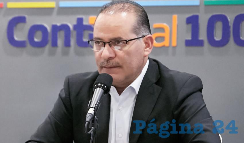 """Martín Orozco Sandoval ...""""lo mismo con el Congreso""""..."""