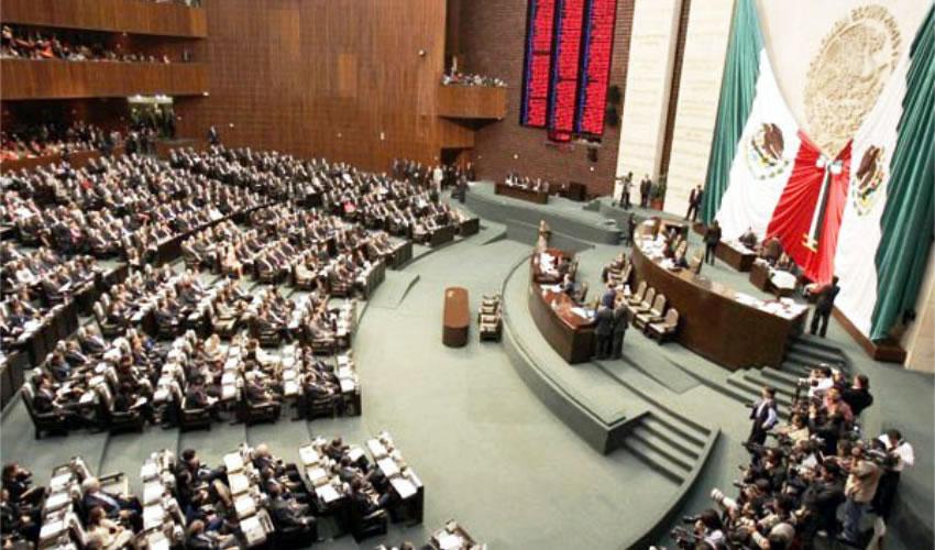 Los sufragios a favor fueron del bloque conformado por Morena, PT, Verde y PES, al cual se agregó en esta votación el PRI (Foto: Cuartoscuro)
