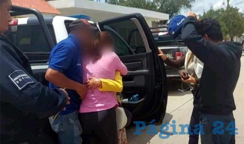 """María """"N"""" """"N"""", de 70 años de edad, por amenazas de vivales telefónicos, se había dirigido de Villa Juárez, Asientos a Loreto, Zacatecas"""