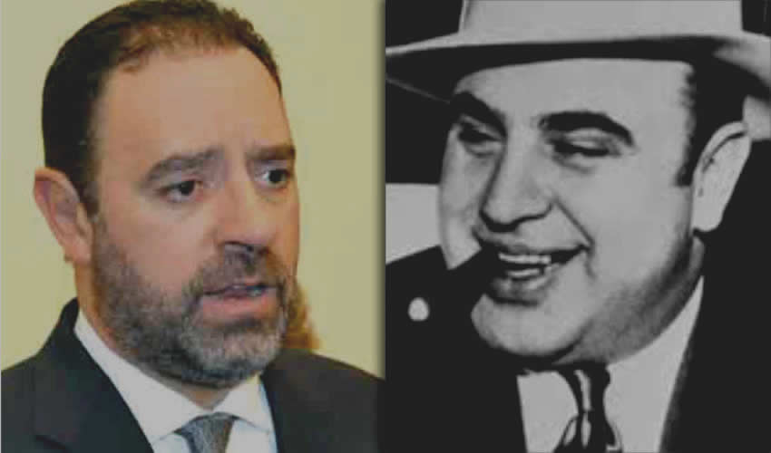 Alejandro Tello Cristerna | Al Capone