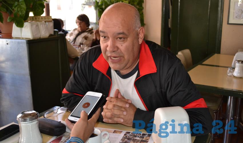 Exhorta García a Tello y Legisladores Para que Atiendan la Crisis Económica y Sanitaria
