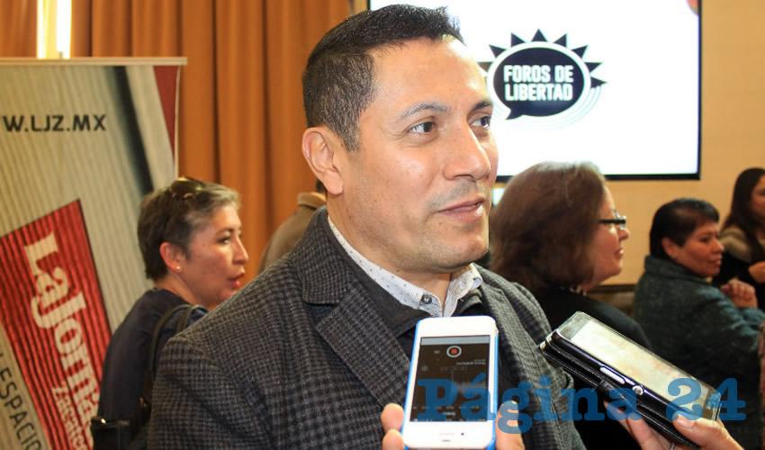 Comunicados y Avisos del Gobierno de EUA Están Fuera de Contexto: José Juan Estrada