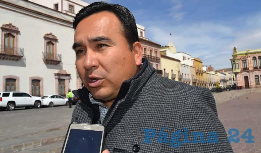 Pretenden Ampliar la Videovigilancia a Pinos, Loreto, los Cañones y Municipios del Norte