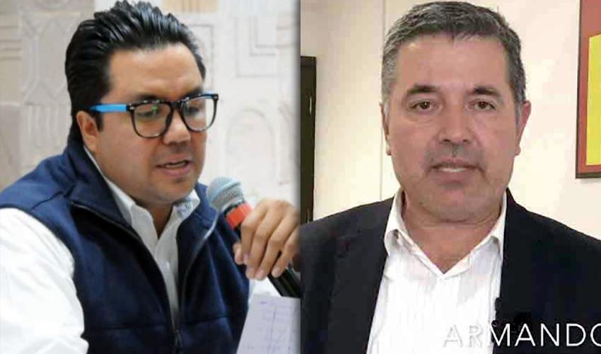 Omar Carrera Pérez   Armando Rosales Torres