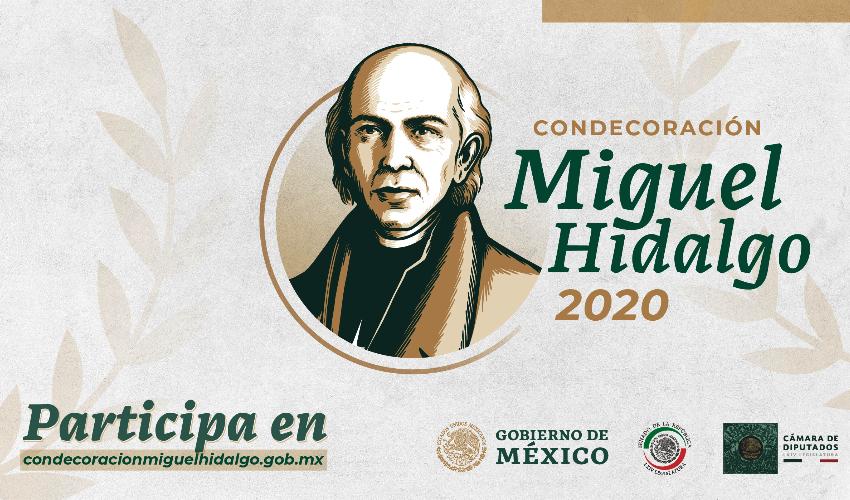 Presenta ISSSTE Convocatoria a la  Condecoración Miguel Hidalgo 2020