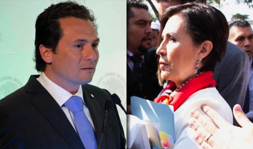 Emilio Lozoya Coopera con la Justicia, Rosario Robles, no: Gertz Manero