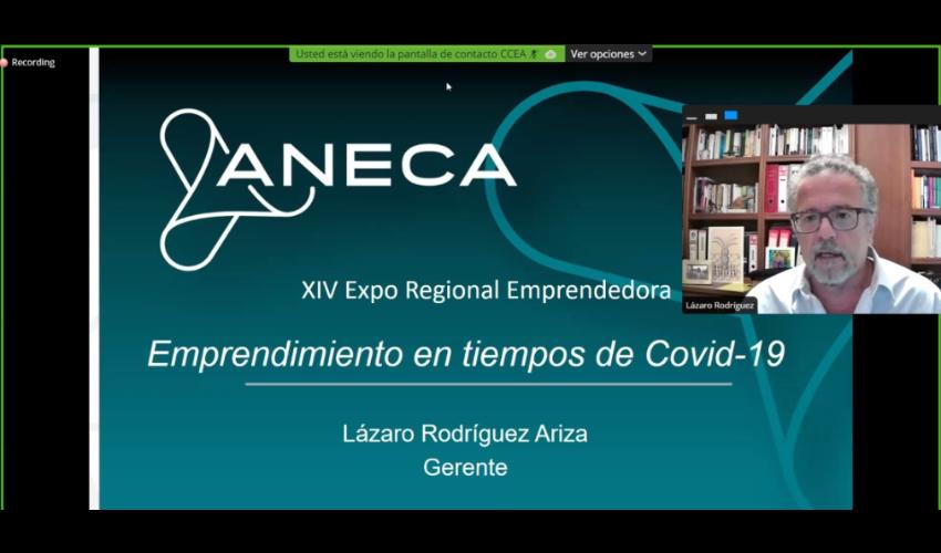 Estudiantes de la UAA Destacan en la XIV  Expo Regional Emprendedora de ANFECA