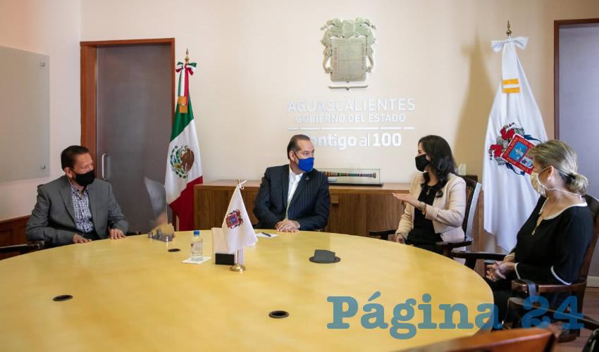 Las y los Jóvenes, con su Entrega, Energía y Pasión,  son lo que hoy Requiere Nuestro País: Martín Orozco