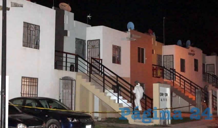 """En una vivienda del fraccionamiento Hacienda de San Marcos, fue baleado por dos sicarios el envenenador que era apodado """"El Pacheco"""""""