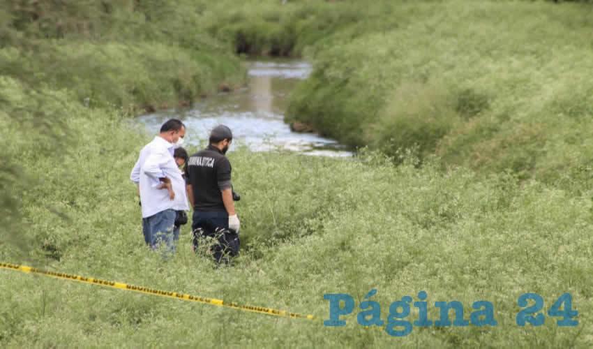 Mujer Habría Muerto Arrastrada por el río San Pedro