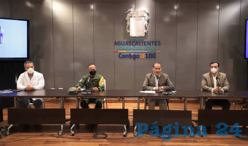 Personal Médico Militar Dará Apoyo a los Trabajadores del  Hospital Hidalgo en la Atención de Pacientes con COVID-19