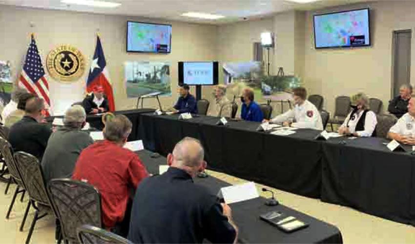 El presidente estadounidense, Donald Trump, emitió una declaración de desastre para Luisiana (Fotos: @JuddPDeere45)