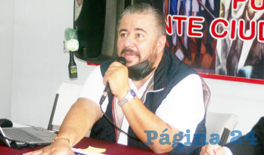 Jorge Carlos Ruiz denunció que cuando se enteraron en el ayuntamiento de Guadalajara que la contraloría ciudadana tenía esta información, enviaron a los medios de comunicación datos falsos, negando sus propios informes que ellos obtuvieron originalmente vía transparencia