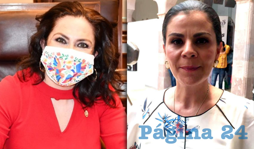 Mónica Borrega Estrada, diputada por Morena | Cristina Rodríguez de Tello