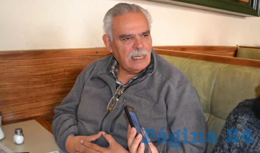La Seguridad no es un Asunto de Desempeños Individuales: Luis Medina