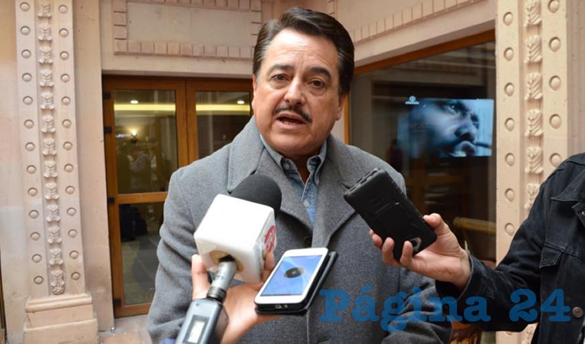 El Presupuesto de Egresos de Zacatecas Para 2021 Estará por Encima de los 28 mil mdp