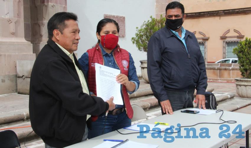 Presentan la Propuesta Para Echar a Andar Plantas Beneficiadoras de Calera y Sombrerete