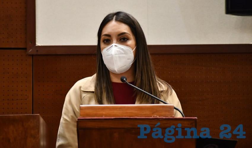 Exhorta Lisset López a la LXIII Legislatura a Cumplir con el Trabajo Correspondiente