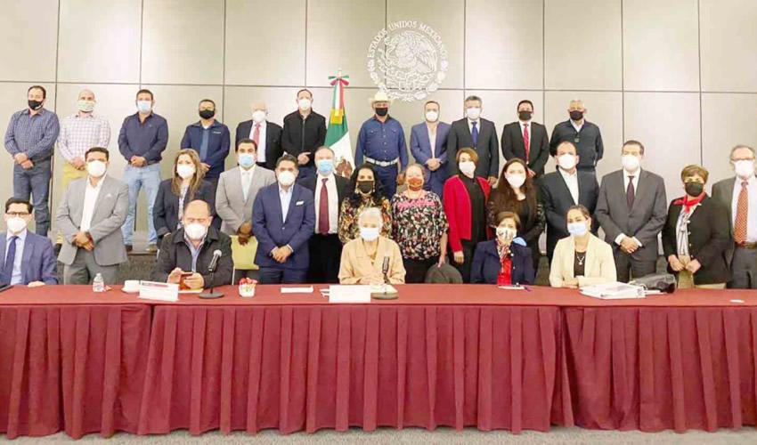 Segob y Autoridades de Chihuahua Acuerdan Mesa de Diálogo Sobre el Tratado de Aguas