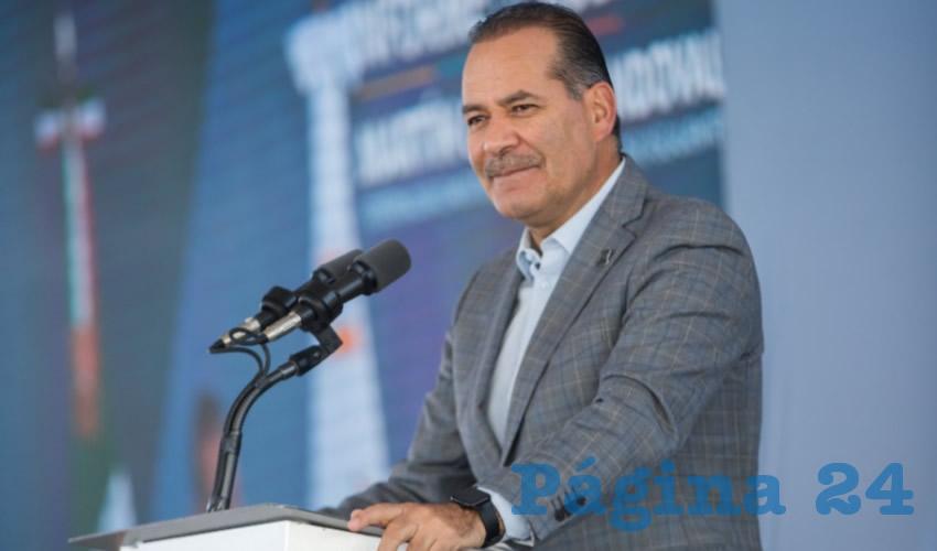 Esta Administración ha Iniciado la Gran Transformación  Educativa que Requiere Aguascalientes: Martín Orozco