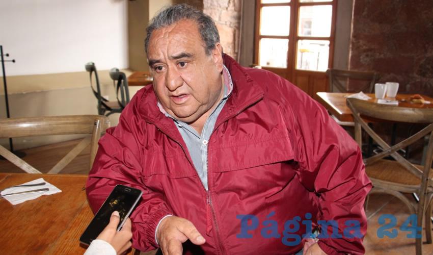 Aquiles González Navarro (Foto: Archivo Página 24)