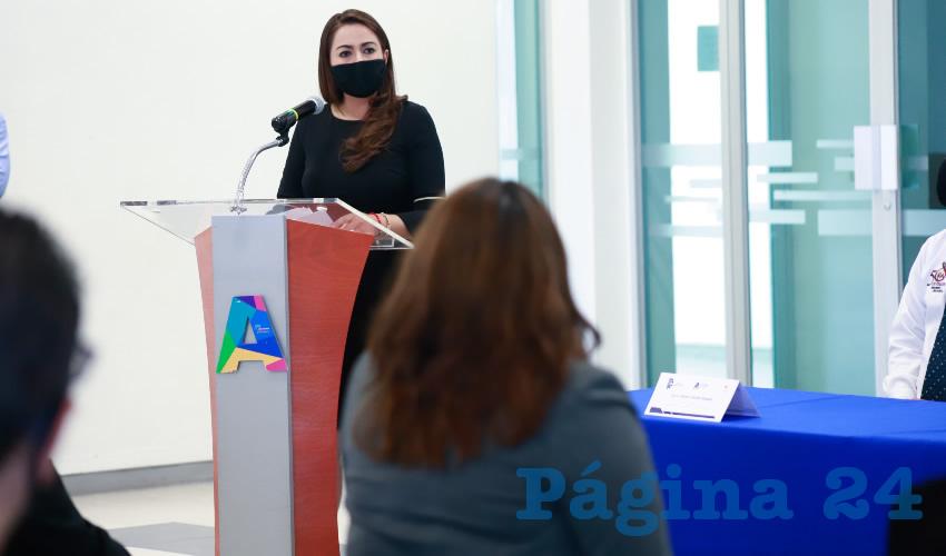 Firma Tere Jiménez Convenio Para Colaborar en  Educación Ambiental con el Instituto Tecnológico