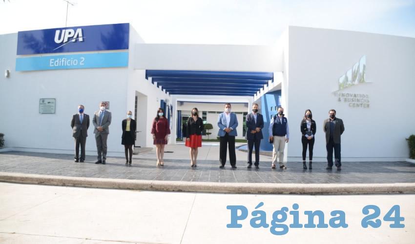 Gobierno del Estado de Aguascalientes y la UPA  Generan Sinergia Para Trabajar Conjuntamente