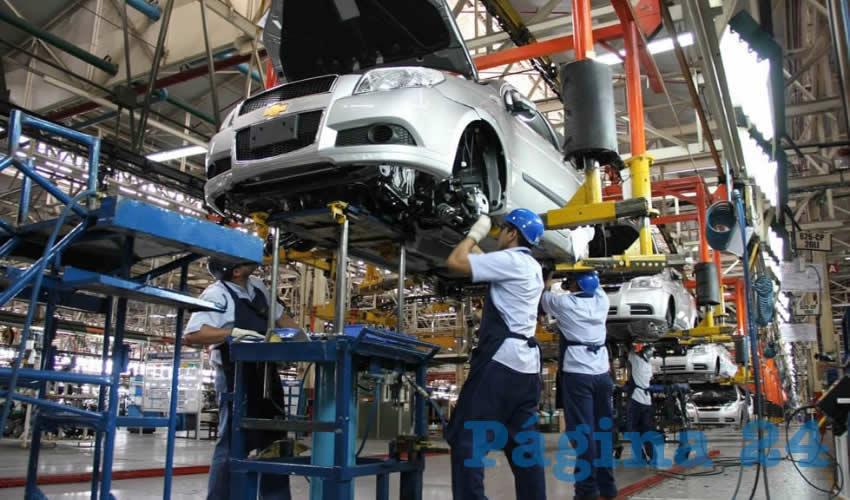 Continúa la Recuperación del Sector Automotriz en México y en Aguascalientes