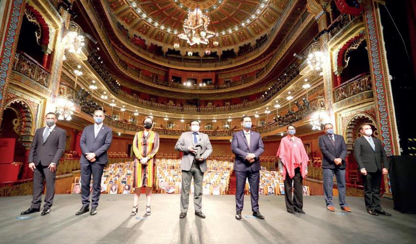 El FIC ocupará el escenario virtual con 33 espectáculos de música, ópera, danza, teatro y espectáculos multidisciplinarios