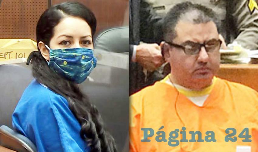 A Alondra Ocampo, de 37 años de edad, se le acusa de 20 delitos graves, en complicidad con Naasón Joaquín, como violación forzada de un menor, penetración sexual forzada, tráfico de personas mediante la adquisición de un menor para que participe en un acto lascivo, producción y distribución de pornografía/Fotos: Especial