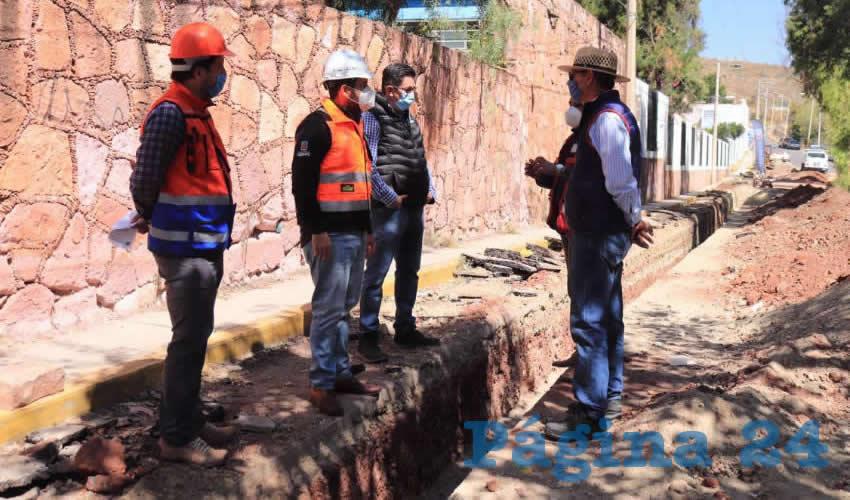 Este esfuerzo tripartito en el que participa la Comisión Nacional del Agua (Conagua), la Secretaría del Agua y Medio Ambiente (SAMA) y la Junta Intermunicipal de Agua Potable y Alcantarillado de Zacatecas (Jiapaz), como instancia normativa