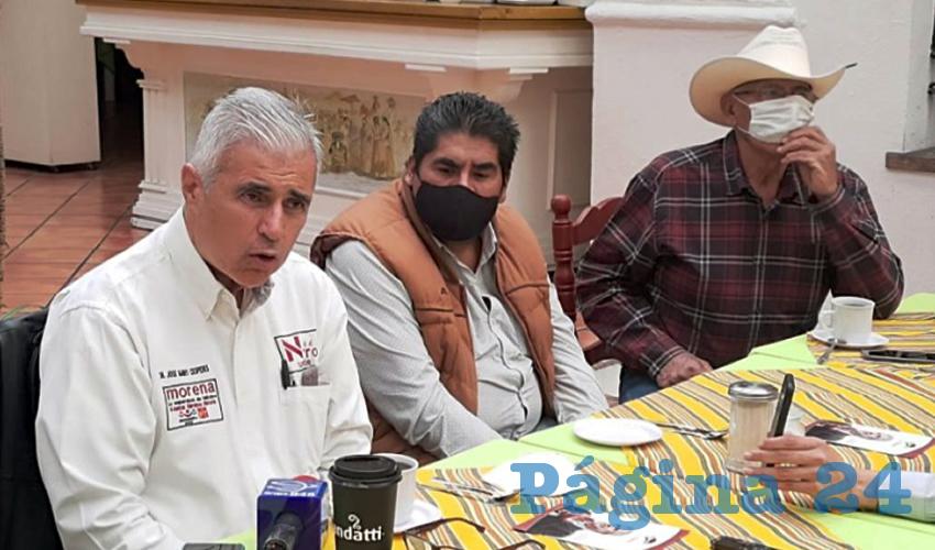 Fundamental que en Fresnillo se Recupere la paz y la Tranquilidad: José Narro