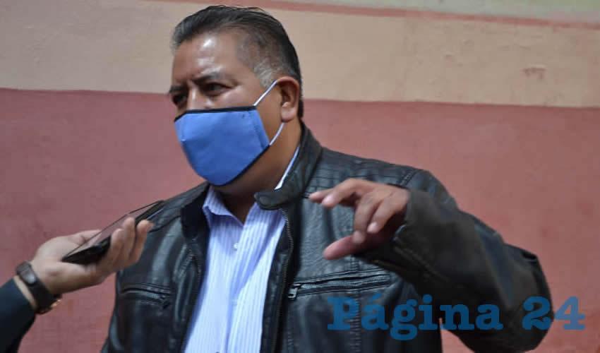 El Crimen Organizado Plagó de Violencia Todos los Ámbitos Públicos: Pinedo