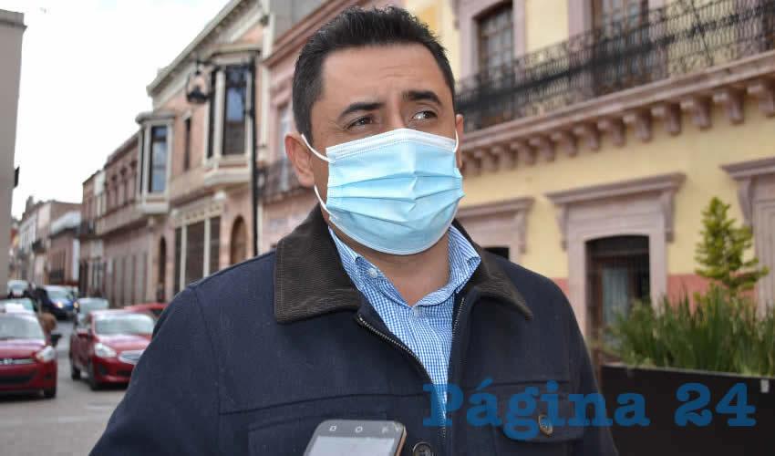 José Guadalupe Correa Valdez (Foto: Archivo Página 24)