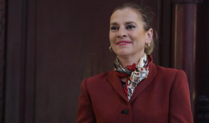Conacyt Reconoce a Beatriz Gutiérrez Müller Como Miembro del SNI Nivel I