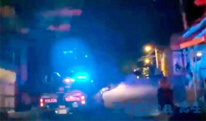 El multihomicidio del jueves ocurrió en un picadero ubicado en el cruce de San Benito y avenida Central, en la colonia Francisco I. Madero, en Tlaquepaque