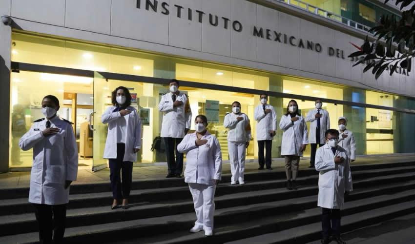 Durante la emergencia sanitaria ha quedado de manifiesto el humanismo del personal de la salud