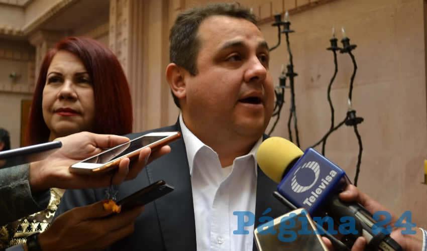 La Propuesta es que en Febrero sea el Proceso de Elecciones: Guzmán