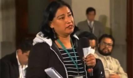 """María Luisa Estrada Habla Sobre el """"Terror del Gobierno de Alfaro"""" en la Mañanera"""