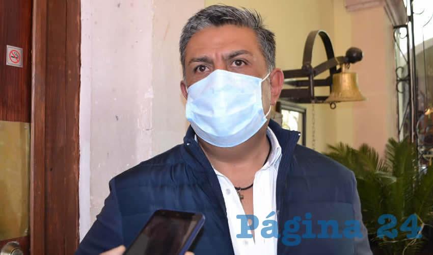 """""""Zacatecas Está Pagando los Costos de Haber Contratado a Gente que no Conoce el Estado"""""""